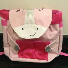 ce2f04d9a8 JOULES PINK HORSE RUCKSACK BACKPACK BUDDY BAG. BRAND NEW WITH TAG