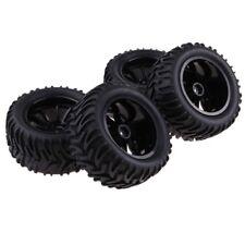 """Pneus en caoutchouc de 103mm pneus 1.9 """"roues pour 1/10 RC Crawler Monster"""