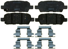 Disc Brake Pad Set-Ceramic Disc Brake Pad Rear ACDelco Advantage 14D1288CH