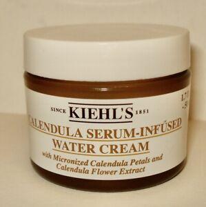 Kiehl's Calendula Serum Infused Water Cream 1.7 oz/50ml  New