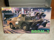 Dragon 1/35 Scale BRDM-2 Scout Vehicle