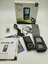 SanDisk Sansa e260 v2 Black ( 8 GB ) Digital Media Player