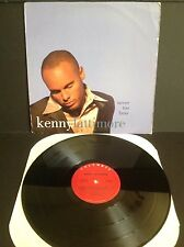 Never Too Busy [Maxi Single] by Kenny Lattimore (Vinyl, Apr-1996, Columbia...