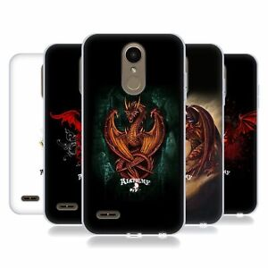 OFFICIAL ALCHEMY GOTHIC DRAGON SOFT GEL CASE FOR LG PHONES 1
