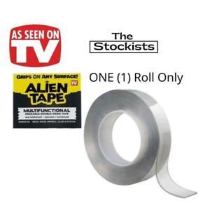 Alien Tape - One (1) Roll - Double Sided Tape