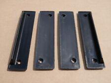 Mk1 Escort Carpet / Seat Floor Plates Brand New Made to O/E Standard !!