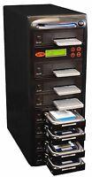 "SySTOR 1:7 SATA 3.5"" 2.5"" Hard Disk Drive HDD/SSD Duplicator Copier - 150MB/sec"