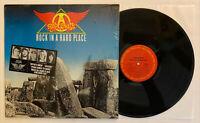 Aerosmith - Rock In A Hard Place - 1982 US 1st Press (EX) HYPE Sticker
