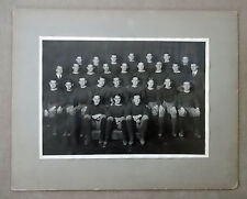 1923 Notre Dame football original team photo - Knute Rockne & the Four Horsemen