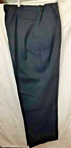 VF SOLUTIONS Black Cotton Poly Cargo Pants, XXXXL 46 x 32