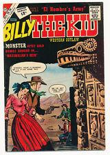CHARLTON  BILLY THE KID COMIC #35 VF/NM, #53 NM 1962 & 1965