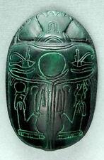"""ART EGYPT EG08 - """" Amulette - Scarabée """" - précise Sculpture Musée"""