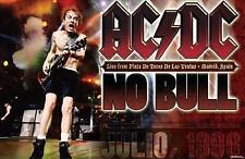 AC/DC Poster no BULL Live from Plaza de toros de Las Ventas Madrid Spagna