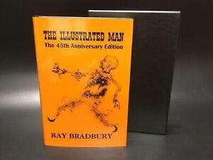 SIGNED NUMBERED LTD ED. The Illustrated Man - Ray Bradbury [Gauntlet 1996]