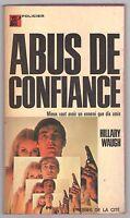 Hillary Waugh-ABUS DE CONFIANCE