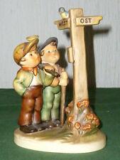 Hummel Figurine Hummel personnage Goebel goebelfigur Hum 331 à la croisée des chemins 1. choix figure