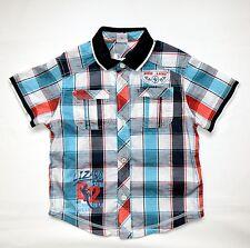Karierte s.Oliver Jungen-T-Shirts, - Polos & -Hemden aus 100% Baumwolle