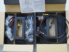 Shimano Saint BL-M820-B BR-M820 Hydraulic Disc Brake Pair F:1000mm R:1700mm