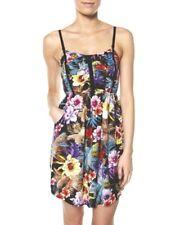 BNWOT BILLABONG LADIES EDDIE DRESS (BLACK FLORAL) SIZE 10 RRP $79.99 STUNNING
