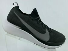 Nike Zoom Fly FK Flyknit Black Grey White Men Running Shoes Size 10.5 AR4561-001