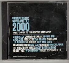 (GQ70) Unconditionally Guaranteed 2000, 19 tracks - 2000 - Uncut CD
