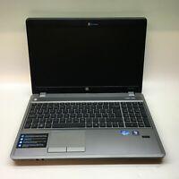 WINDOWS 10 HP PRO BOOK 4540s LAPTOP PC COMPUTER 32/64 BIT INTEL i3 4GB - 320GB