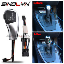 LED Gear Shift Knob For BMW E46 E90 E91 E92 E93 E39 E60 E61 E63 E64 E38 E85 E86