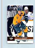 2012-13 Upper Deck Series 1 Shea Weber #98