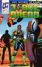 Judge Dredd (Vol. 2) #27 VF/NM; Fleetway Quality   save on shipping - details in