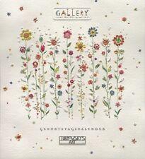 "Geburtstagskalender Turnowsky's Art ""Flowers"" immerwährender Kalender OVP"