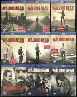 The Walking Dead - Stagioni 1-9 - Cofanetti Singoli Con 39 Blu Ray - Nuovi