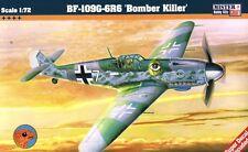 MESSERSCHMITT Bf-109 G-6/R6 BOMBER KILLER (LUFTWAFFE MKGS) 1/72 MISTERCRAFT