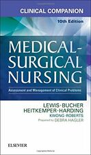 Clinical Companion to Medical-Surgical Nursing: Assessment and Management of Cli