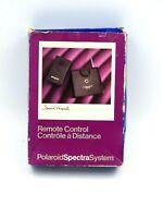 Vintage Polaroid Spectra System Remote Control - NEW