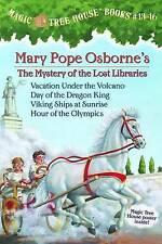 Magic Tree House Volumes 13-16 Boxed Set by Mary Pope Osborne (Paperback / softback)