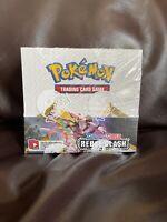 Pokemon Card Sword & Shield Rebel Clash Booster Box - 36 Packs Factory Sealed!