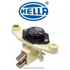 Mercedes R107 W116 W124 W126 W201 Long Brush Voltage Regulator Hella 004241151