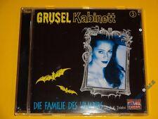 *CD* Gruselkabinett 3 - Die Familie des Vampirs * Titania Medien *
