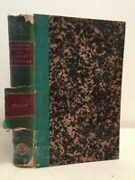 Dizionario Enciclopedico Delle Sciences Vista Volume Sesto 1880