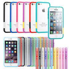 Fundas y carcasas Para iPhone 5c color principal transparente para teléfonos móviles y PDAs Apple
