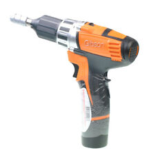 NEW Refillable Butane Gas BBQ Barbeque Lighter Cordless Drill Orange