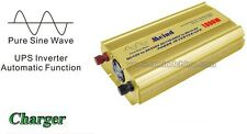 High Quality Pure Sine Wave DC 24V to AC 220V Sufficient 1000W Power Inveter