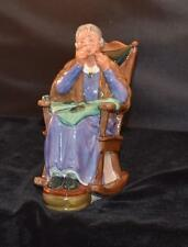 "VINTAGE Royal Doulton  Figurine ""Stitch in Time"" HN 2352-M Nicoll -Ret 1981-Mint"