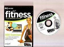 PC FITNESS YOUR PERSONAL TRAINER. EXCELLENT KEEP FIT SOFTWARE FOR THE PC!!