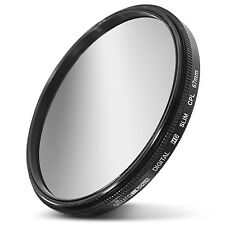 67mm Circular Polarizing CIR-PL CPL FILTER fit for Canon Nikon Sony Lenses