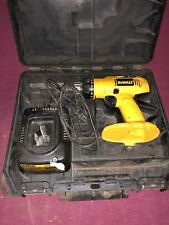 "Dewalt Dc958 18Volt 3/8"" Cordless Drill - Drill, Charger & Case - No Battery"