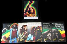1995 Island Vibes The Bob Marley Legend Trading Card Set (50 cards) NM/MT