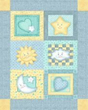 New Large Goodnight Moon Baby Nursery Panel Quilts Home Baby Decor & Projects