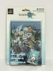 HORI TALES OF LEGENDIA Limited Memory Card 8 MB & Case Set Playstation 2 PS2