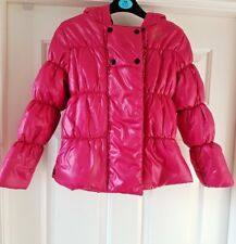 Chipie Girls Long Sleeve Occasions Jacket In Pink Colour Size 8 Years Old